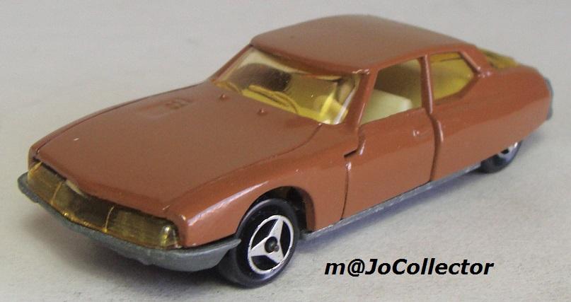 My restored Majorette Models 250.1%20Citroeumln-Maserati%20SM%2005