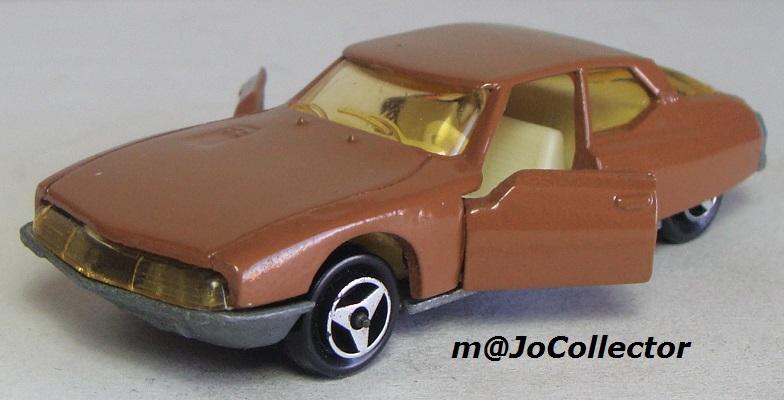 My restored Majorette Models 250.1%20Citroeumln-Maserati%20SM%2006