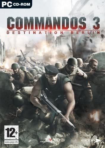 Commandos 3 Commandos2031