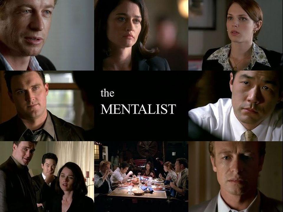The Mentalist - Capítulos 8 y 9 TheMentalist