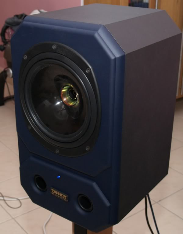 Tannoy System 800a active speakers (Used) TannoyFrontR