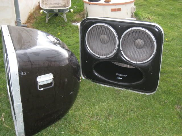 Vend caisson de bass Photo361