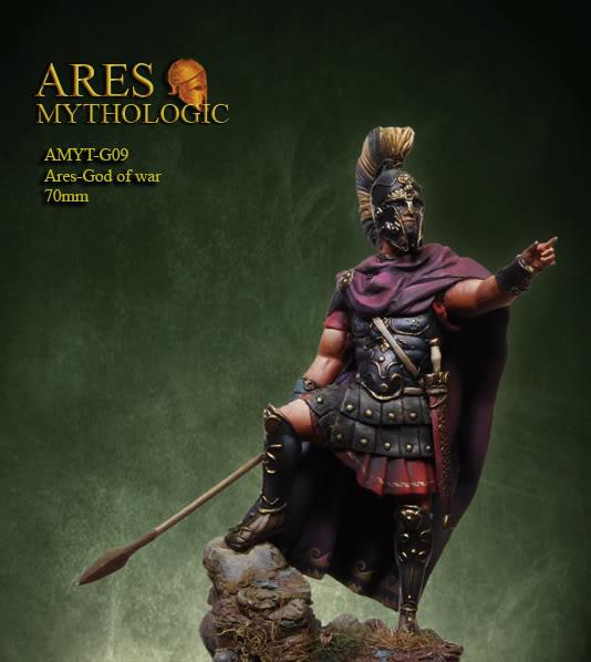 Novedad Ares Mythologic ARESweb1
