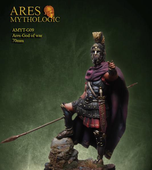 Novedad Ares Mythologic ARESweb2