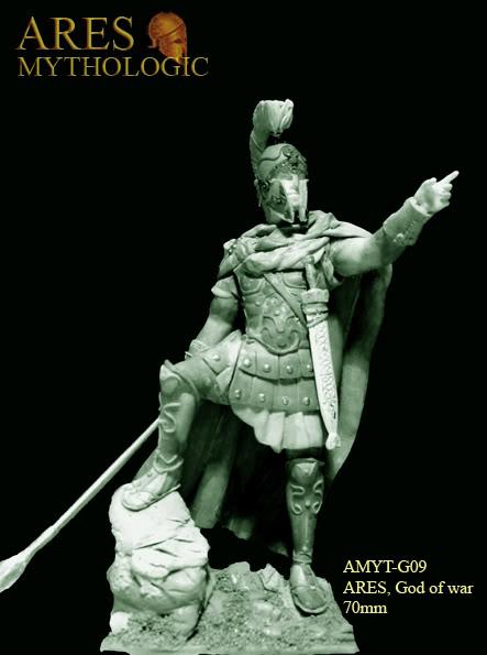 Novedad Ares Mythologic Aresgreekmarte