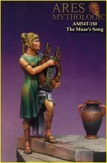 Novedad Ares Mythologic Themusessong80-2