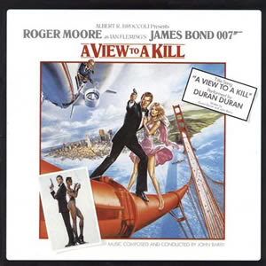 A View To A Kill (1985) (BSO) AViewToAKillOST