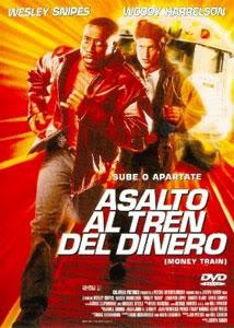 Filmografía de Wesley Snipes/ Filmes de Acción y Thrillers Asalto-al-tren-del-dinero-1995
