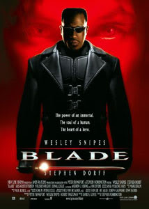 Filmografía de Wesley Snipes/ Filmes de Acción y Thrillers Blade-1998