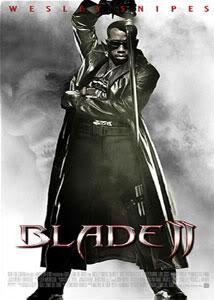 Filmografía de Wesley Snipes/ Filmes de Acción y Thrillers Blade-II-2002