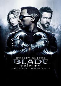 Filmografía de Wesley Snipes/ Filmes de Acción y Thrillers Blade-Trinity-2004