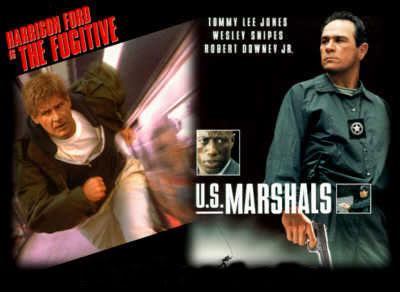 Filmografía de Wesley Snipes/ Filmes de Acción y Thrillers Fugitive-US-Marshall
