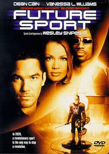 Filmografía de Wesley Snipes/ Filmes de Acción y Thrillers Futuresport-1998