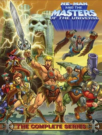 Masters of the Universe (Masters Del Universo) 1987 He-man2002