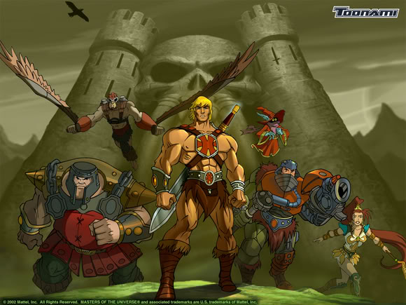 Masters of the Universe (Masters Del Universo) 1987 He-man20021