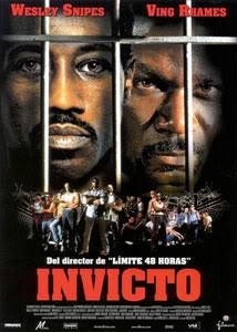 Filmografía de Wesley Snipes/ Filmes de Acción y Thrillers Invicto-2002