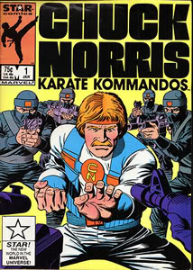 Arnold Schwarzenegger KarateKommando
