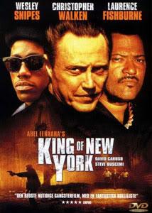 Filmografía de Wesley Snipes/ Filmes de Acción y Thrillers King-of-New-York-1990