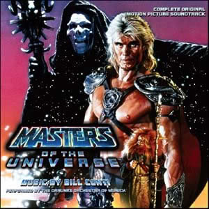 Masters of the Universe (1987) (BSO) MastersUniverseComplete