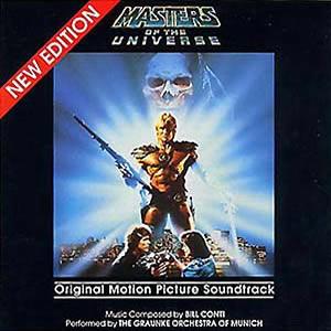 Masters of the Universe (1987) (BSO) MastersUniverseScore
