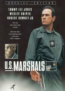 Filmografía de Wesley Snipes/ Filmes de Acción y Thrillers US-Marshals