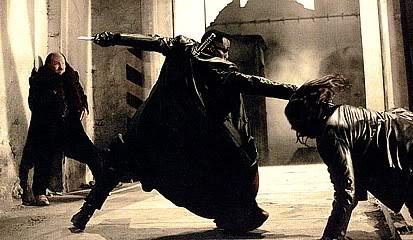 Filmografía de Wesley Snipes/ Filmes de Acción y Thrillers Blade2fight