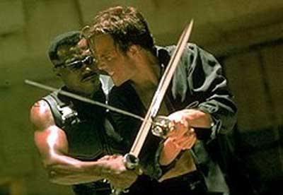 Filmografía de Wesley Snipes/ Filmes de Acción y Thrillers Blade5