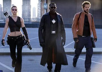 Filmografía de Wesley Snipes/ Filmes de Acción y Thrillers Bladetr1