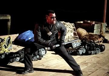 Filmografía de Wesley Snipes/ Filmes de Acción y Thrillers Bladetr2