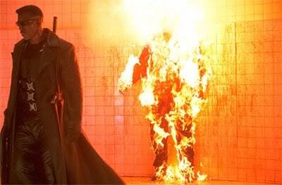 Filmografía de Wesley Snipes/ Filmes de Acción y Thrillers Vampires-blade