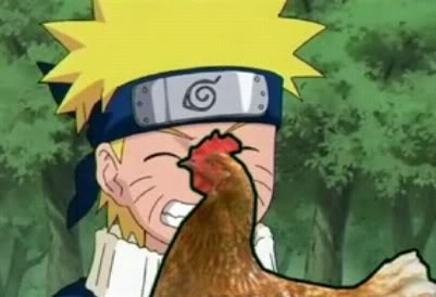 Defeat Something with Something Else! Clucky