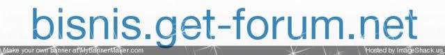 Forum Bisnis Online Internet Terpopuler Indonesia
