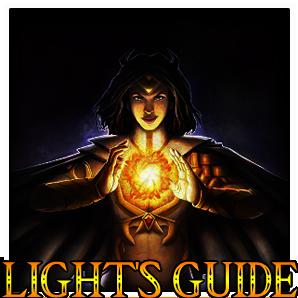 Blessings Information Light