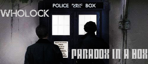 Wholock: Paradox in a Box Oh