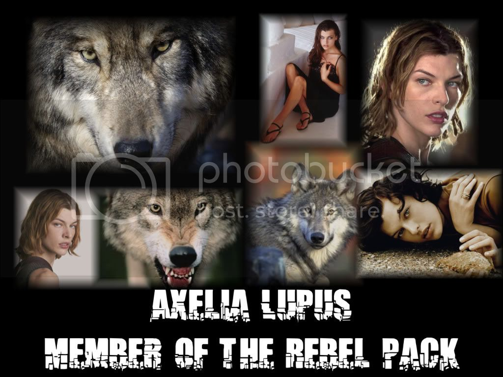 The Rebel Pack AxeliaLupus