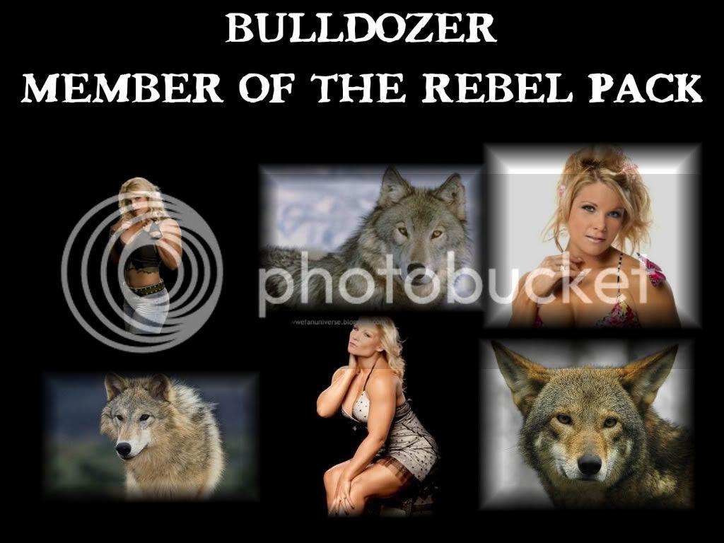 The Rebel Pack Bulldozer