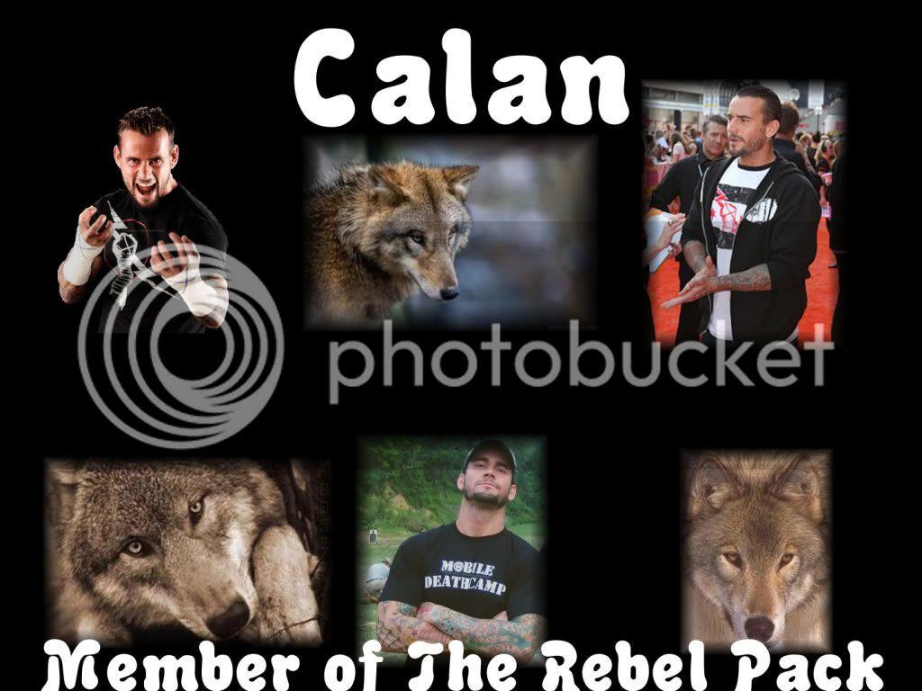 The Rebel Pack Calan