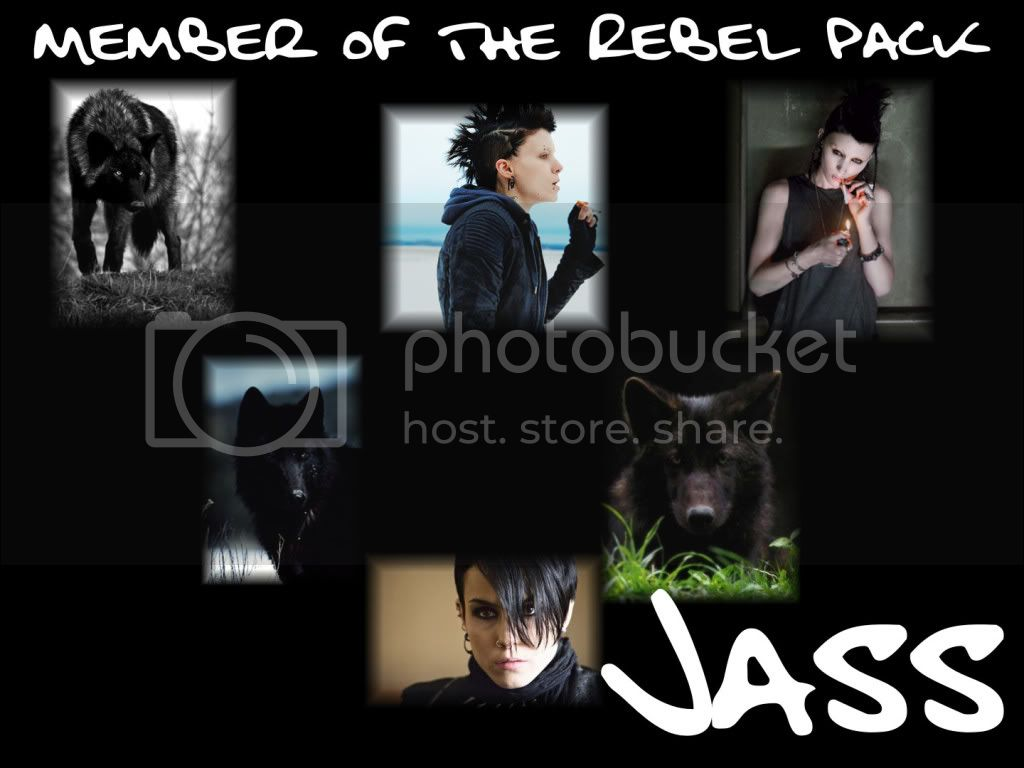 The Rebel Pack Jass