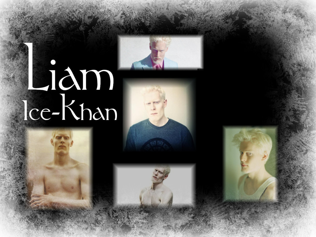 The Rebel Pack LiamIce-Khan