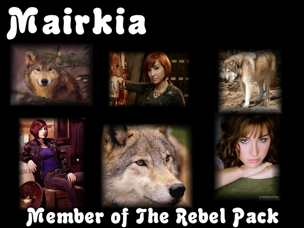The Rebel Pack - Page 2 Mairkia