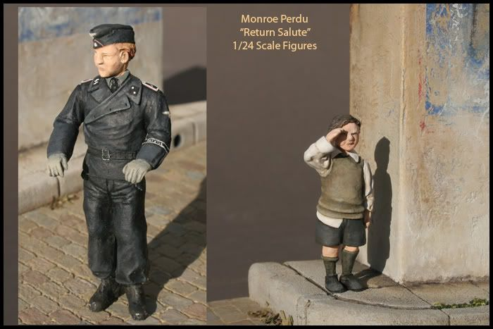 1/24 scale figures from Monroe Perdu Announcementspage