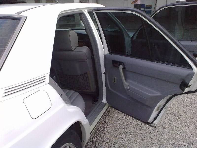 Vendo W201 190E 2.6 Branca- VENDA SUSPENSA PROVISORIAMENTE 15092010350