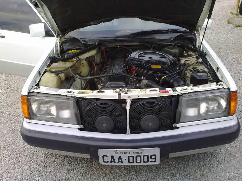 Vendo W201 190E 2.6 Branca- VENDA SUSPENSA PROVISORIAMENTE 15092010352