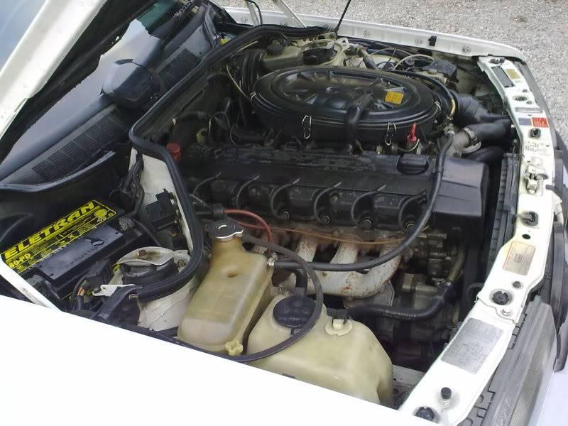Vendo W201 190E 2.6 Branca- VENDA SUSPENSA PROVISORIAMENTE 15092010354