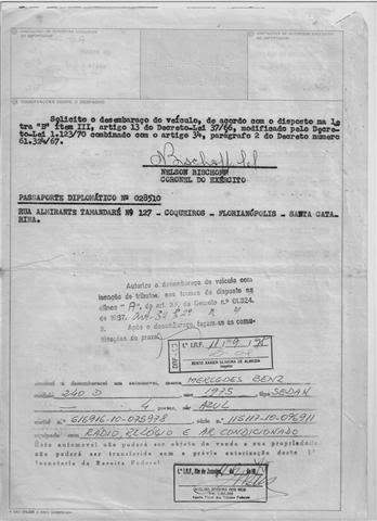VENDA : 240D - 1975 - Placas pretas - R$52.000,00- VENDIDO - Página 4 17
