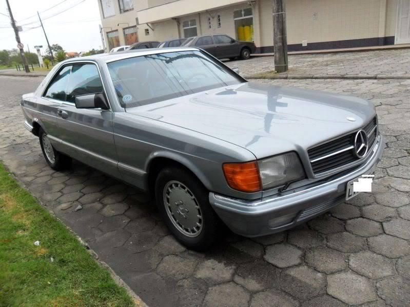 500SEC 1983 - Novo Preço- 35 MIL - VENDIDO SAM_0132