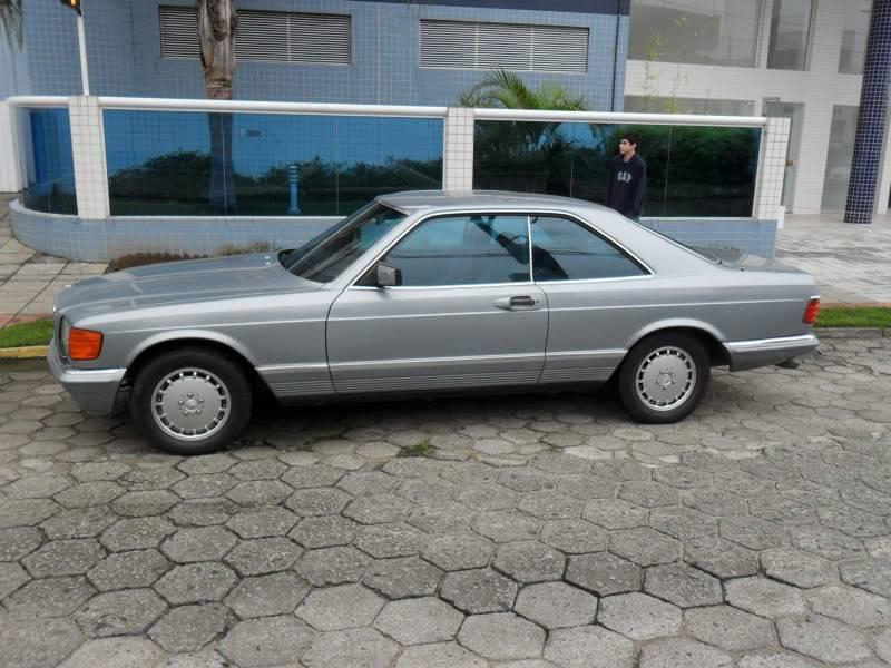 500SEC 1983 - Novo Preço- 35 MIL - VENDIDO SAM_0134