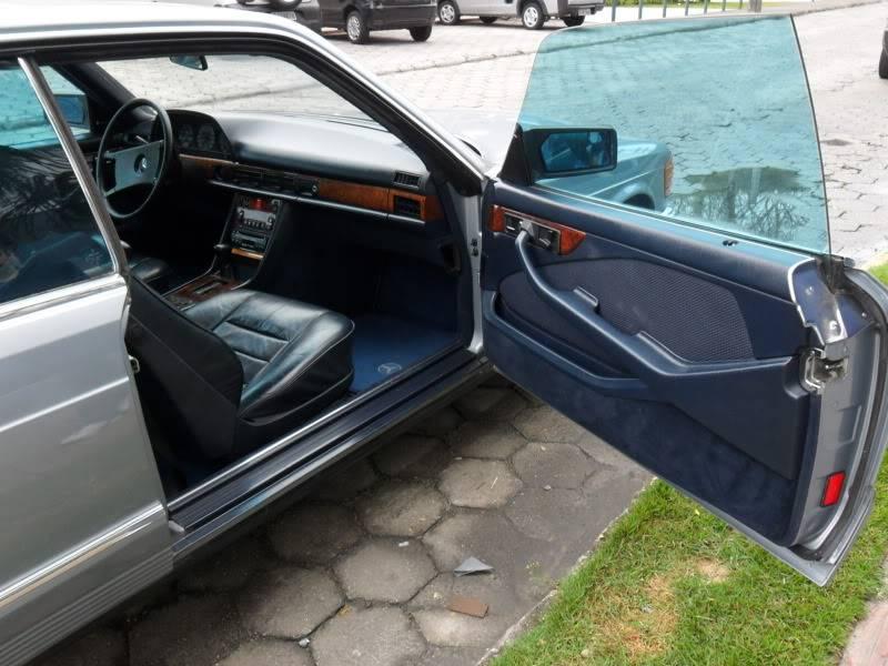500SEC 1983 - Novo Preço- 35 MIL - VENDIDO SAM_0139