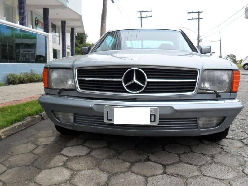 500SEC 1983 - Novo Preço- 35 MIL - VENDIDO SAM_0145