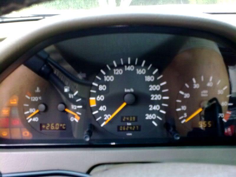 C280 95 com 69 mil kms 16032011092-1